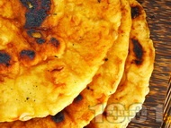 Паратха - индийски питки